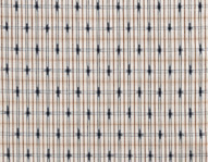 奨励賞 陽山めぐみ(奈良県)「手紡木綿絣着尺」