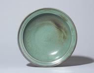 奨励賞 大塚健一(栃木県)「緑釉大鉢」