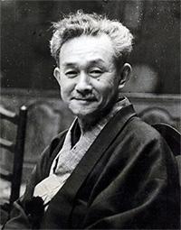 柳宗悦肖像写真_1954年頃