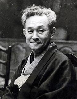 柳宗悦、1954年頃